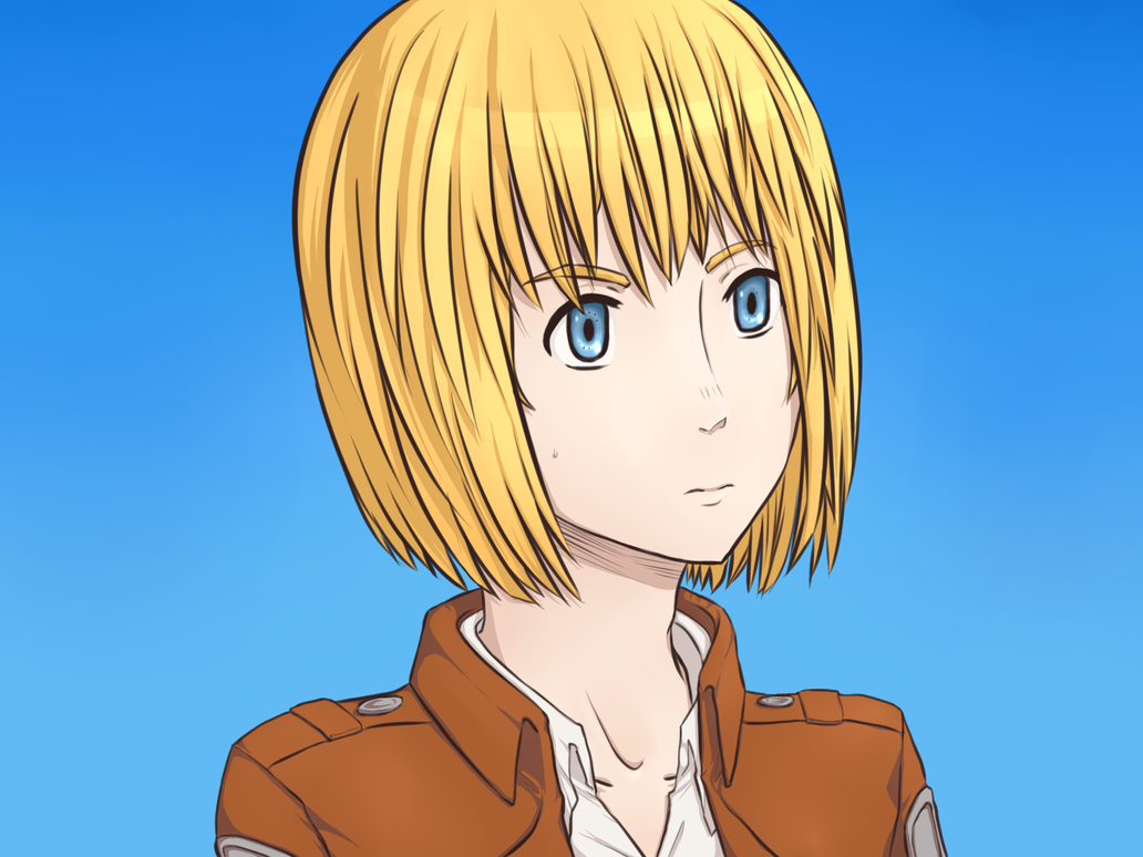 Armin Arlert Young Armin arlert by crestlingYoung Armin Arlert
