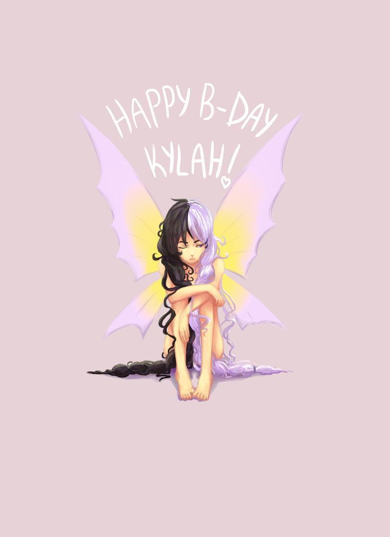 Happy Birthday Kylah! by Crestling