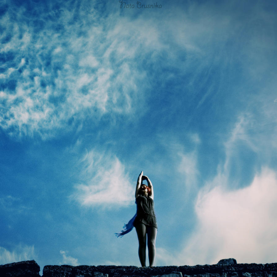Absolute freedom sky by brusnika girl on deviantart - Treehouses the absolute freedom ...