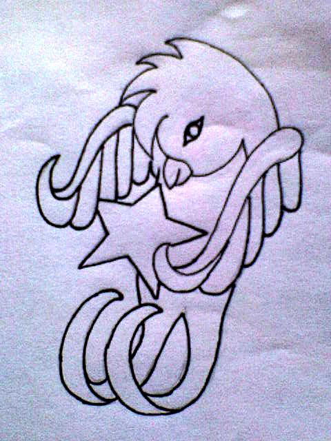 bird 2 by kimmiebug