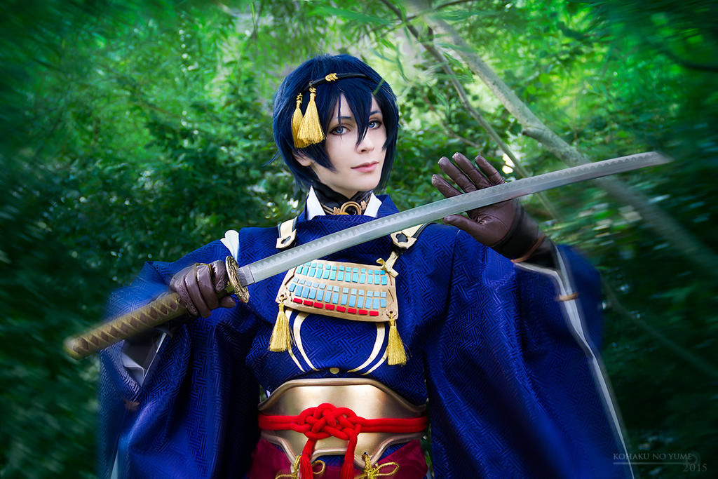 Sword Master by kohakunoyume