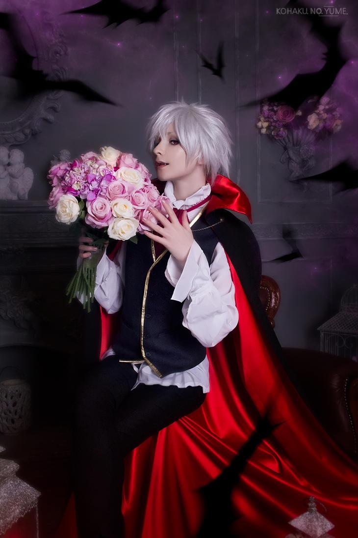 Flowers for Shinji by kohakunoyume
