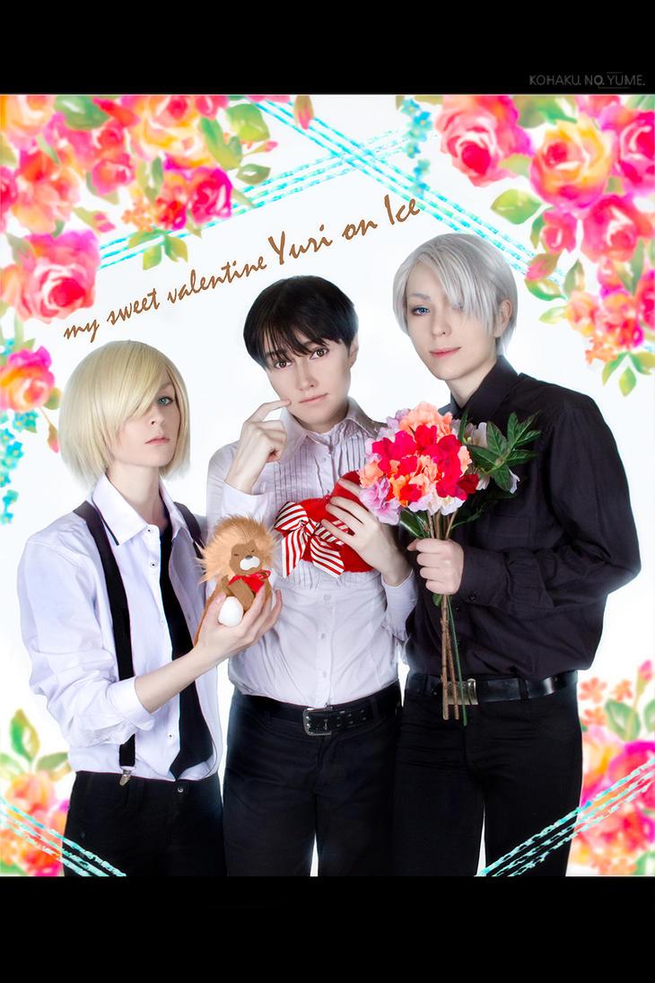 Happy st. Valentine's Day! by kohakunoyume