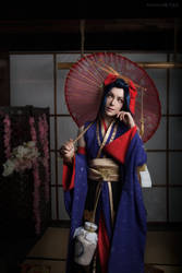Jiroutachi by kohakunoyume