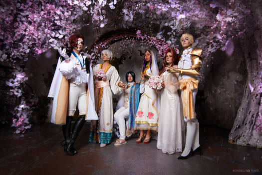 Arcana main 5: Spring Wedding
