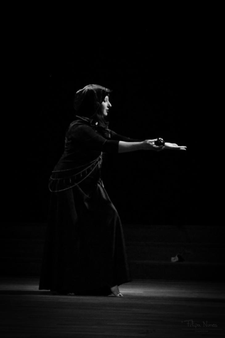 Inside dance - Sofia Franco by Clepsidras