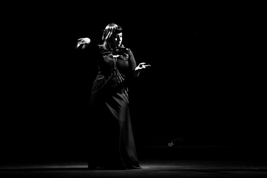 Inside Dance - Sofia Franco 2 by Clepsidras