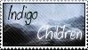Indigo Children Club Stamp 1 by Clepsidras