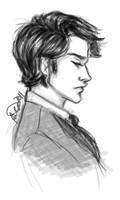 Mr. Herondale by rararachelmarie
