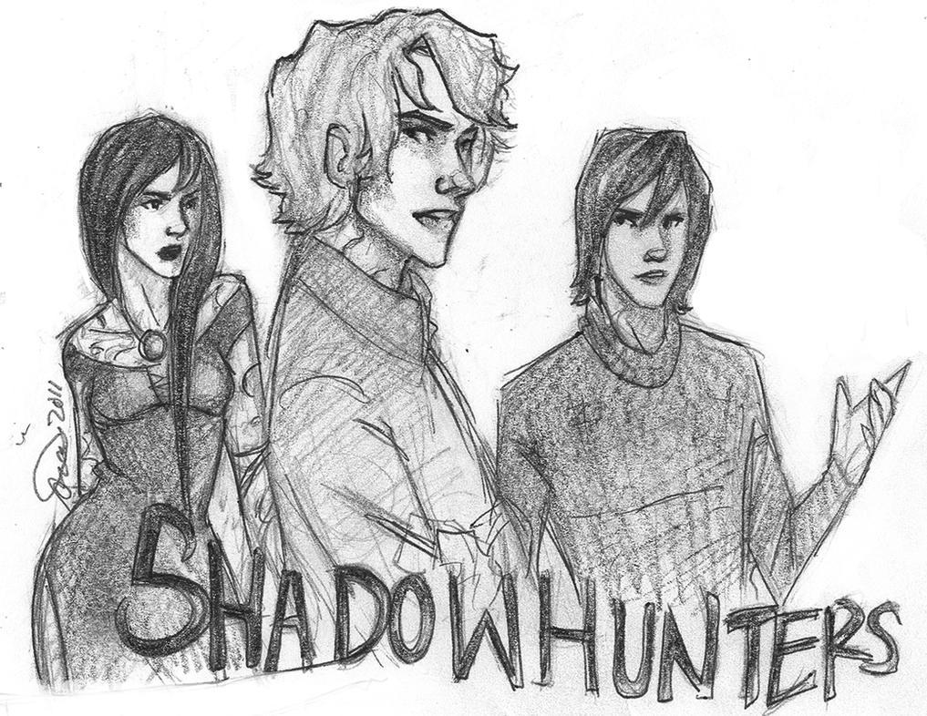 Shadowhunters by rararachelmarie