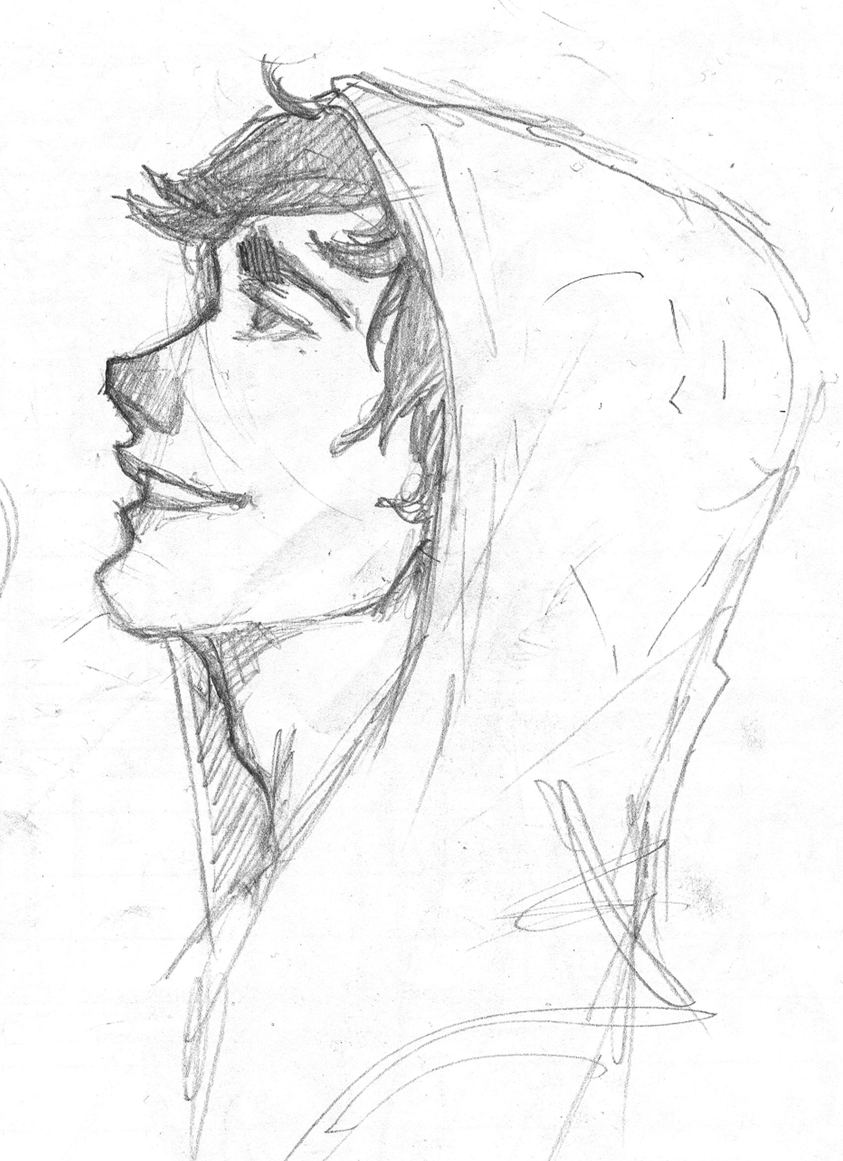 Percy Jackson Hermes Drawing Could it be... Percy J...