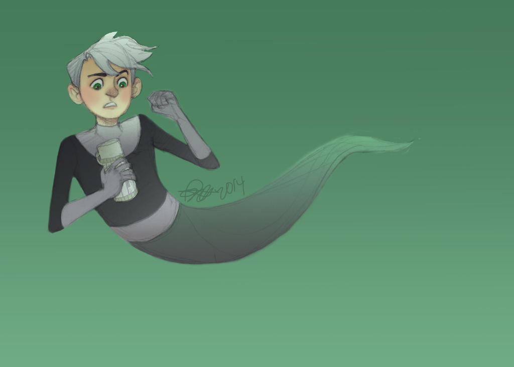 Yo Danny Fenton he was just fourteen by rararachelmarie