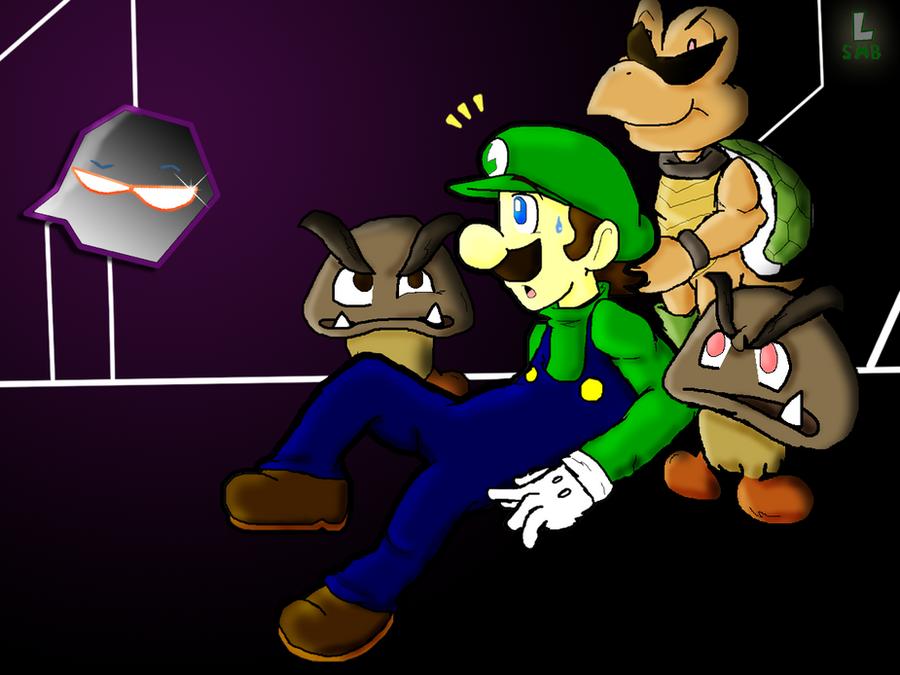 SPM: Luigi's Capture by SuperLuigiSMB