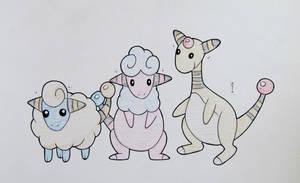 Electro-Sheep by Hurek