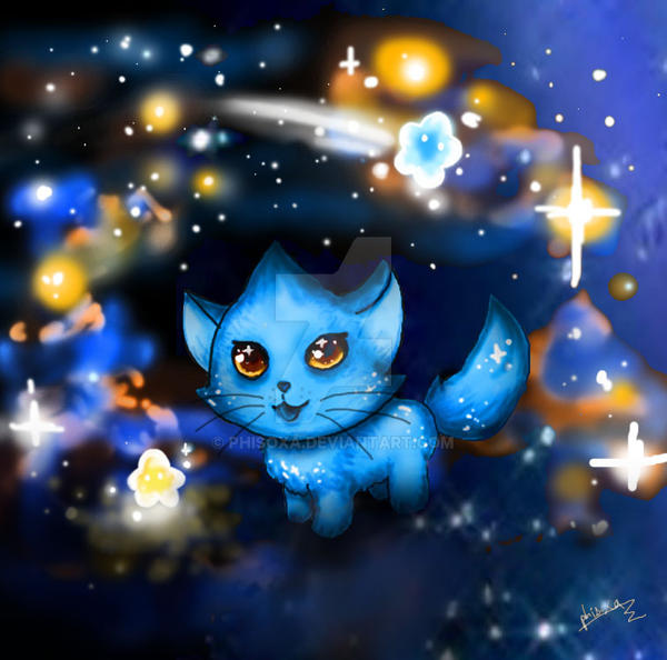 Nova Kitten Star by Phisoxa