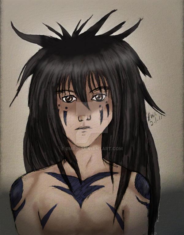 Demon Yusuke -Color- by rmr34 on DeviantArt
