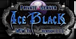 Ice Black Logo by Alstorius