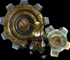Gobelin ingenier by Alstorius