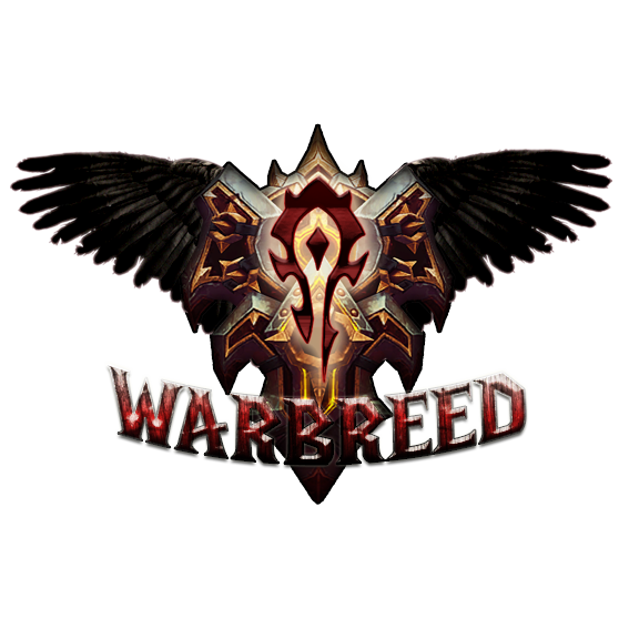 Warbreed Logo by Alstorius