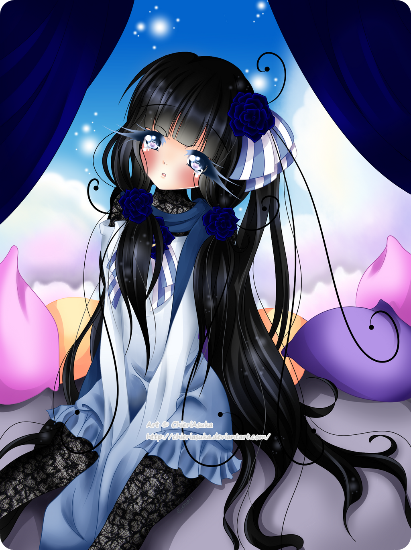 :CDR: Sleepy Princess Sephia by Chierue