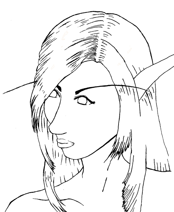 blood coloring pages - photo#31