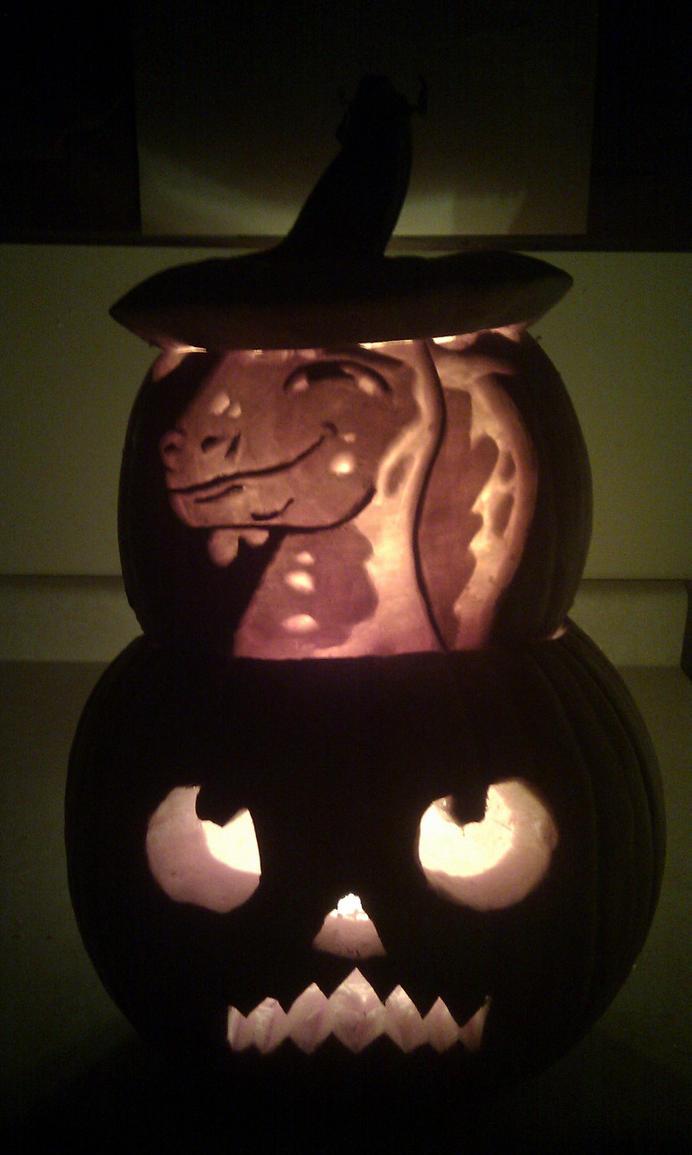 Jelly-o-Lantern by KraydFox