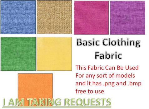 Basic Clothing Fabric