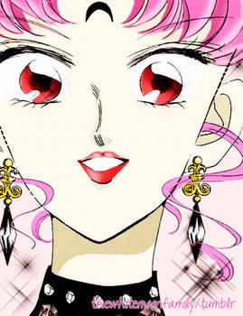 All Hail Black Lady: Manga Coloring