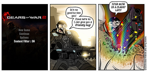 gears of war funny - photo #2