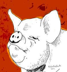 Pig by Rakun94