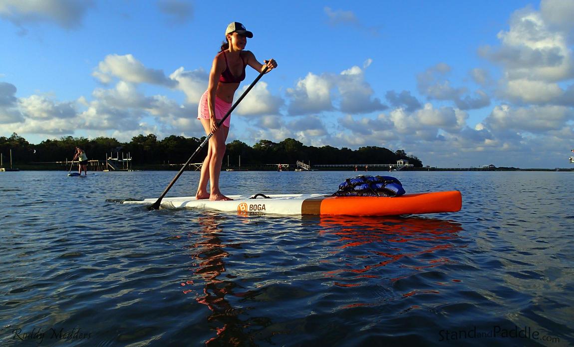 Paddle Boarding In Hilton Head Island Sc