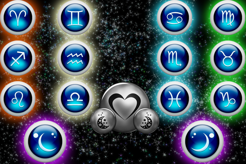 Zodiac Wallpaper by ~A-BlackRose-Artist on deviantART