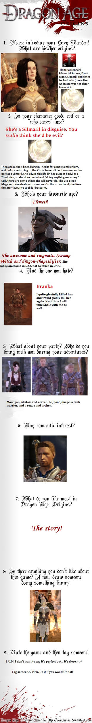 Dragon Age  Origins Meme by Mimi-Sardinia