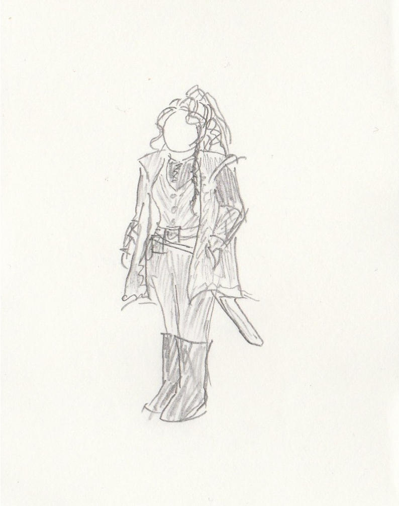Quest-verse Kizar Dwarf by Mimi-Sardinia