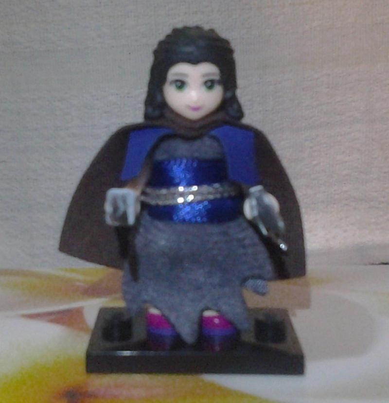 Playing Dress-up with Lego by Mimi-Sardinia