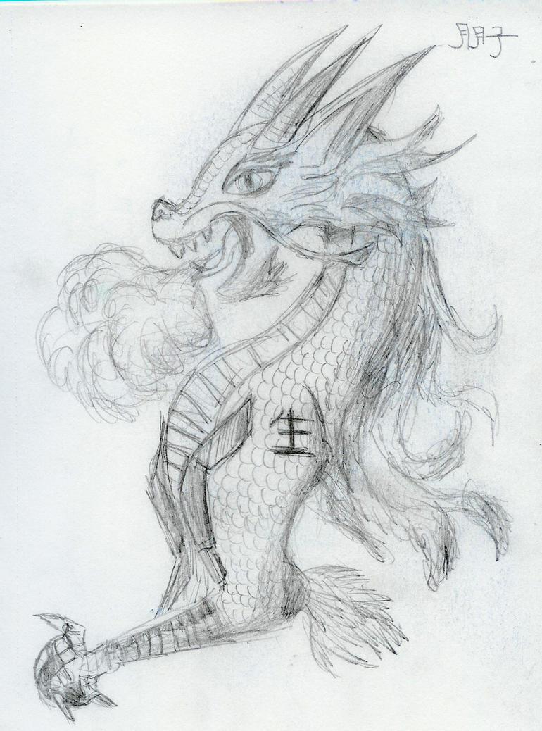 Terracotta Army Dragon by K9-93