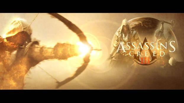 Wallpaper Assassin's Creed 3.