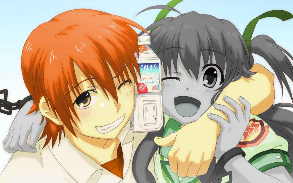 2 Anime Friends Pictures Images amp Photos  Photobucket