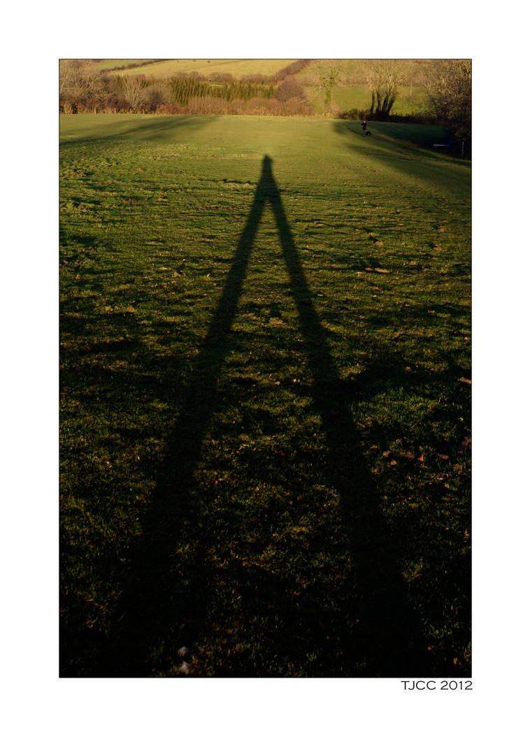 I Cast A Long Shadow by thejamcascru