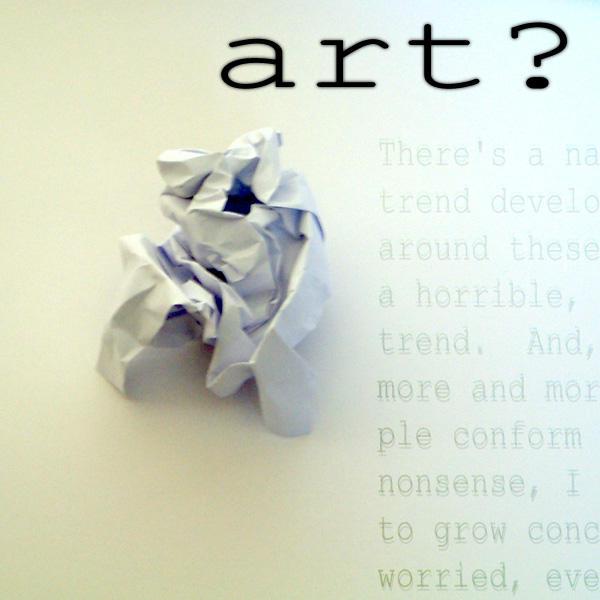 Definition of 'artwork'
