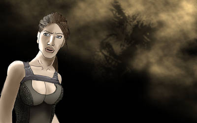 Tomb Raider Wallpaper by knutroald