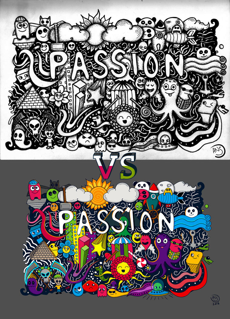 Traditional VS Digital Part 1 by AdilNajeeb10