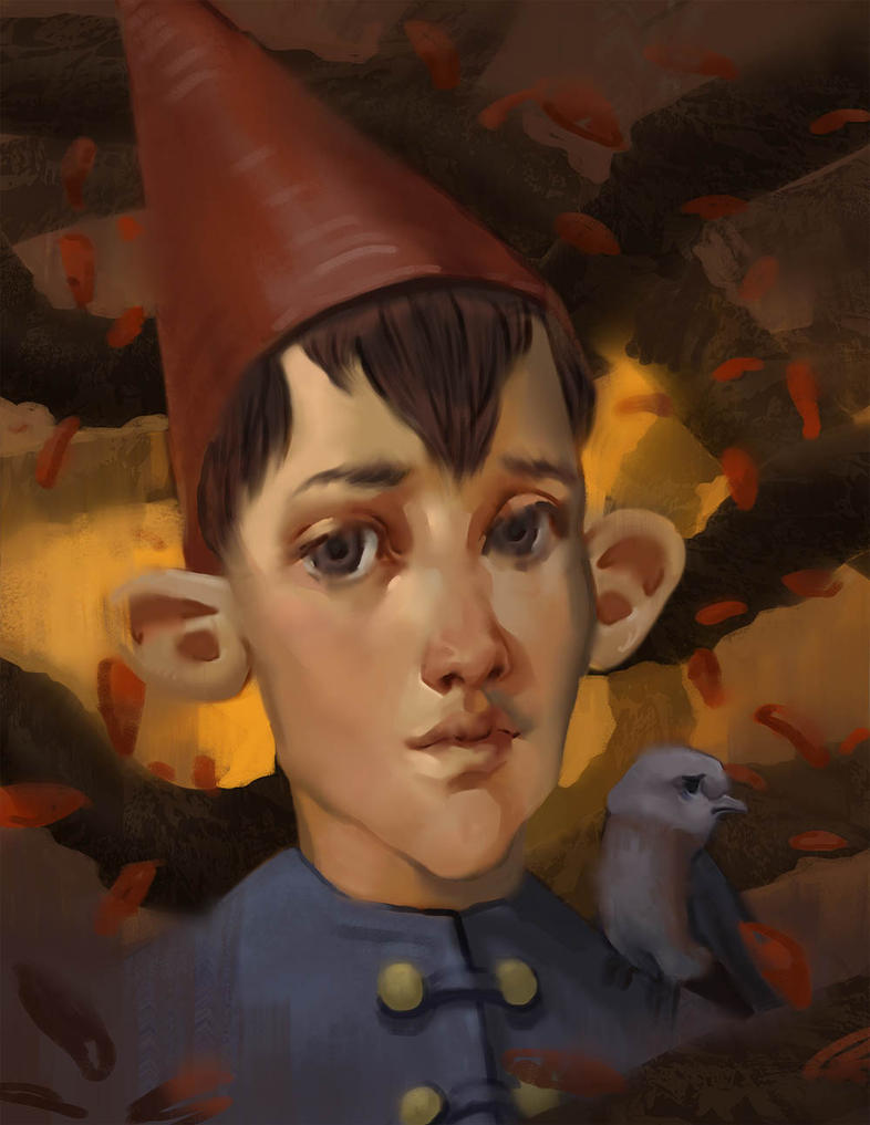 Over the Garden Wall Wirt Fanart by Marmaladde