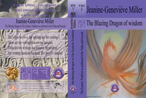 The Blazing Dragon (test-cover) by FranckAsShanti