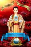 Coronavirus : Monk ora pro nobis