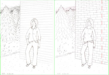 School - Pants fashion picture by Riibu