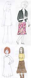 Few old designs by Riibu