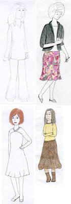 Few old designs