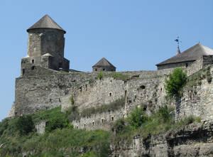 UA - view of a castle 2