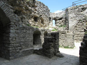 UA - castle interior